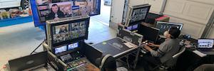 Dejero aporta conectividad remota a Fox Deportes durante la pandemia
