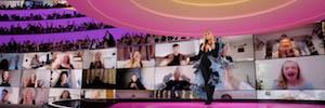 Mo-sys crea un gran espectáculo visual para Live Music Extravaganza