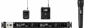 Telemadrid vuelve a elegir la microfonía inalámbrica de Sennheiser Digital