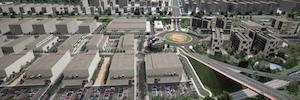 HIG adquiere el 40% del hub de producción Madrid Content City