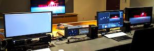 ADK Creative One actualiza sus instalaciones con soluciones AJA 4K/UltraHD 12G-SDI