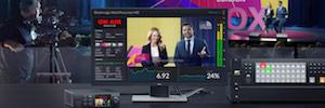 Blackmagic estrena una nueva versión de Web Presenter con todas las funciones para streaming