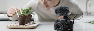 Canon EOS M50 Mark II, una pequeña pero potente cámara mirrorless