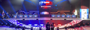 ImageGwangju eSports elige a Ross como centro del flujo de trabajo en su nuevo Arena