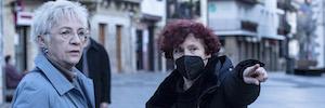 Icíar Bollaín rueda en Guipúzcoa y Álava su nueva película 'Maixabel'
