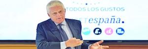 Paolo Vasile hace balance del 2020, un ejercicio marcado por la pandemia