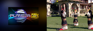 La búlgara Planeta TV avanza a 4K UHD con PlayBox Neo