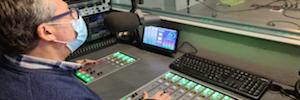 Radio Llavaneres actualiza su estudio principal con la consola AEQ Forum IP Split