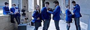Amazon Prime Video confirma una segunda temporada de la serie 'El Internado. Las Cumbres' en España