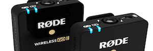 Rode Wireless Go II ofrece audio inalámbrico, sencillo, profesional y nítido, en cualquier situación