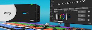 Ross desarrolla su nueva plataforma de producción hiperconvergente Ultrix Acuity