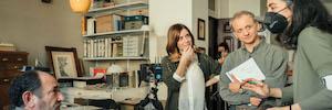Avelina Prat rueda en Valencia su ópera prima 'Vasil'