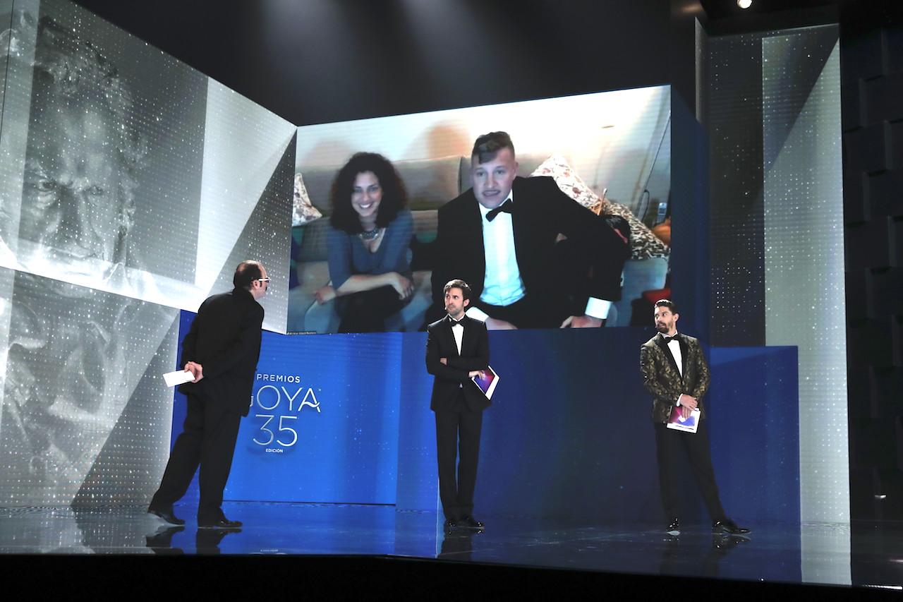 La Academia reconoce con un Goya el talento de los cortometrajistas