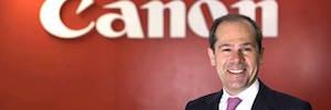 Canon ficha a Javier Tabernero como nuevo consejero delegado en España y Portugal.