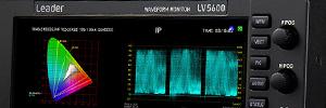 AVC-Systems apuesta por el monitor de forma de onda LV5600 de Leader