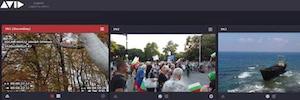 Avid y LiveU permiten la contribución remota segura de IP a través de MediaCentral Stream