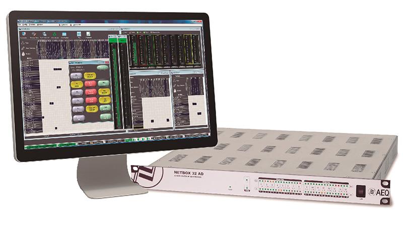 AEQ dará las claves sobre el enrutado mixto de audio vía webinar
