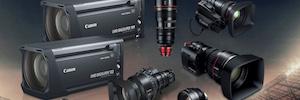 Gravity Media invests in top of the range Canon lenses