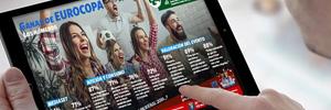 Mediaset desarrolla nuevos formatos publicitarios para la Eurocopa 2020