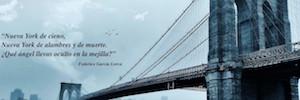Buendía Estudios y Galdo Media preparan una serie que revivirá el viaje de Lorca a Nueva York