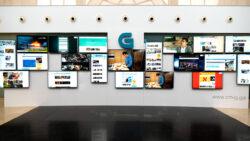TVG - Sede videowall