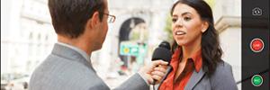 TVU Anywhere (TVU Networks) automatiza el seguimiento de personas con Center Stage