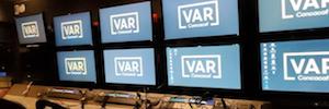 Mediapro prestará servicio de VAR a la CONCACAF y Copa Oro 2021