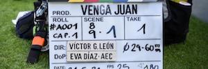 100 Balas y HBO Max ruedan la tercera temporada de 'Vota Juan'