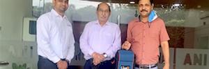 La agencia india ANI agiliza sus coberturas informatizas en directo con la solución multicámara LU800 de LiveU
