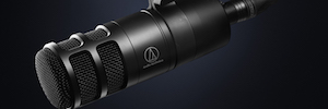 Audio-Technica lanza el AT2040, un nuevo micro hipercardioide pensado para podcasting