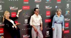 Presentación nominados Premios Platino 2021 (Foto: EGEDA)