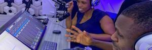 La nigeriana BossFM adopta un entorno virtual con Lawo RƎLAY
