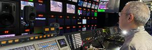 ABC TV (Japón) conecta sus salas de control con Extio 3 de Matrox