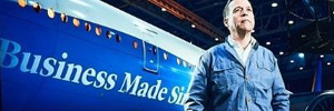 La tecnología de Mo-Sys permite a Papertown rodar desde un avión virtual
