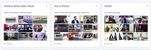 Asharq News optimizará su archivo con inteligencia artificial de la mano de Newsbridge