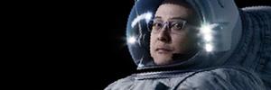 Voyager de Ross Video traslada a los espectadores de CCTV a la superficie de la luna