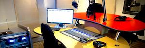 La sudafricana SYR renueva su estudio con una consola Forum de AEQ