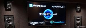 Sonosphere diseña la nueva sala de mezclas Dolby Atmos de Metropolis Studios