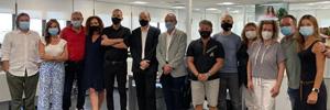 """TV3 estrena su nueva sede de Lleida, en la que plató y realización se sustituye por un """"Hotpoint"""""""