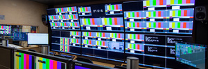 Broadcast Solutions diseña e integra la nueva unidad móvil de O2 Czech Republic