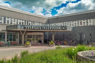 Instalaciones SVT - Sveriges Television