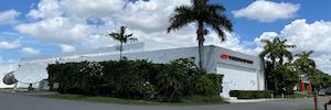 Mediapro inaugura un nuevo centro de producción en Miami dotado con dos grandes estudios