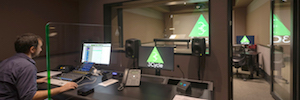3Cycle studios start their activity in Rome with Genelec monitors in their numerous rooms