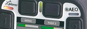 Betevé expande su sistema de intercom Conexia con nuevos beltpacks inalámbricos AEQ Xplorer