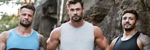 Chris Hemsworth promotes Centr with a spot shot with Blackmagic's URSA Mini G2