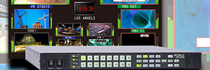 For-A to showcase new MV 3240 multiviewer at NAB 2021