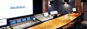 Goldcrest renueva su estudio para poder ofrecer bandas sonoras en formato Dolby Atmos