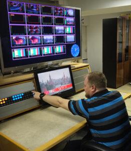 Lawo - TV Center - MCR