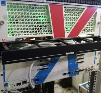 Lawo - TV Center - V matrix