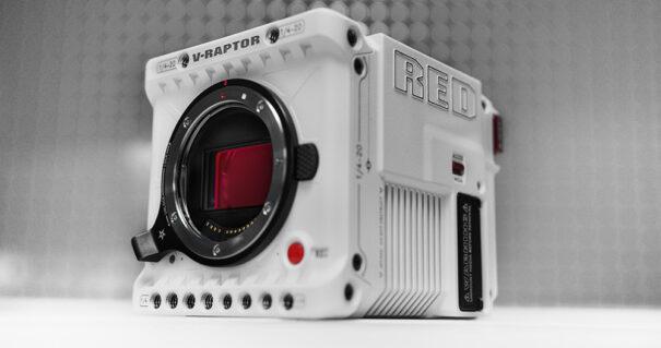 RED V-Raptor 8K VV